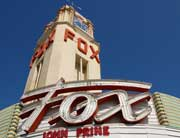 Historic Fox Theatre - Bakersfield, CA